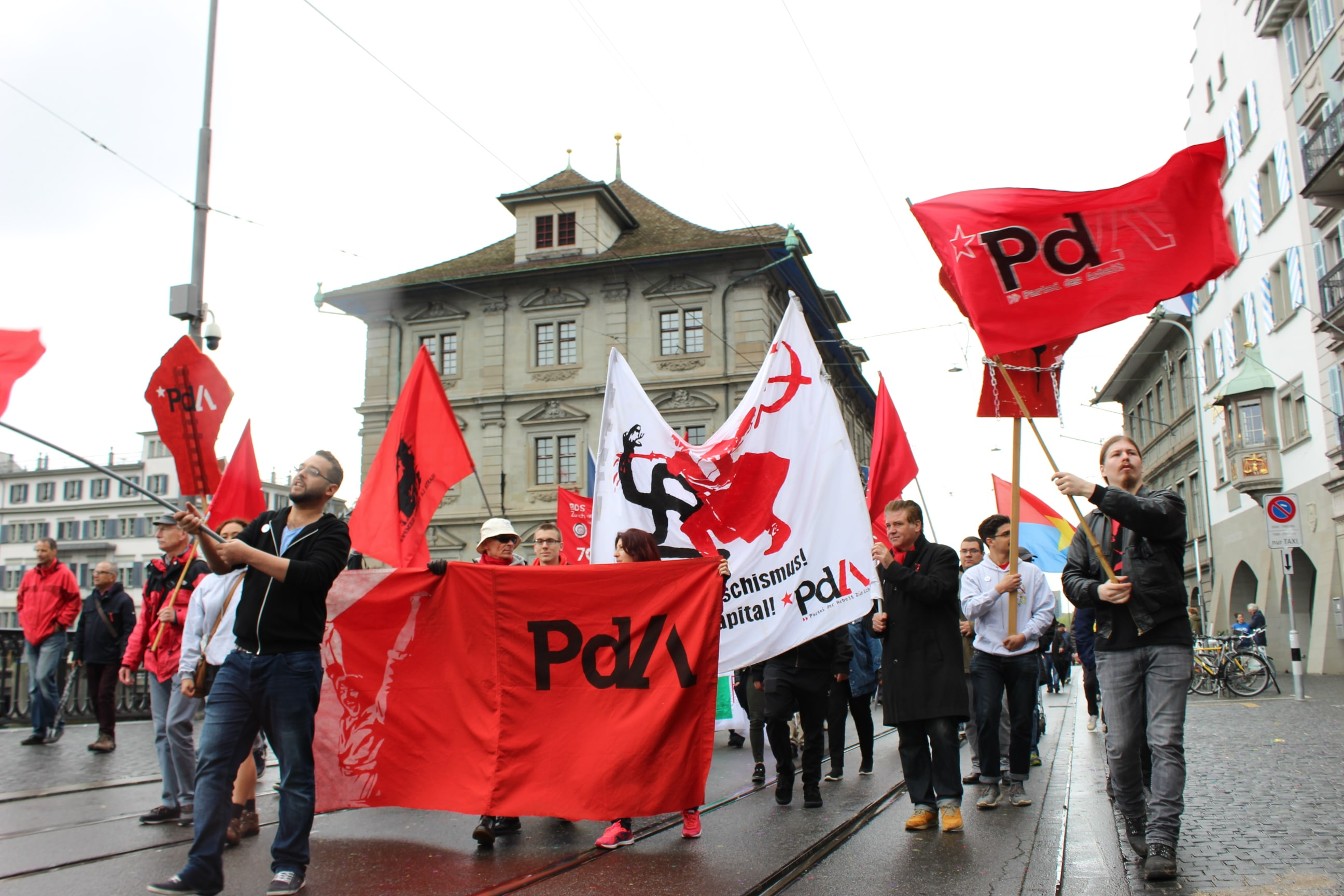 Die Partei der Arbeit tritt an den Kantonsratswahlen an