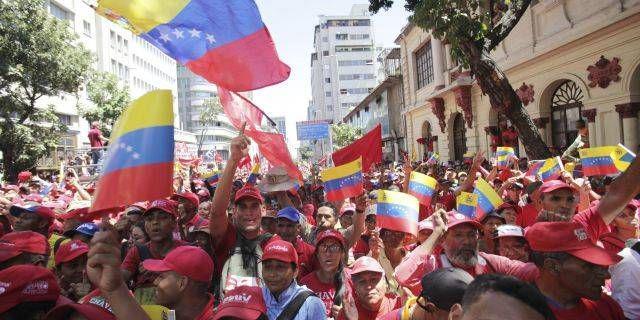 Frieden für Venezuela!