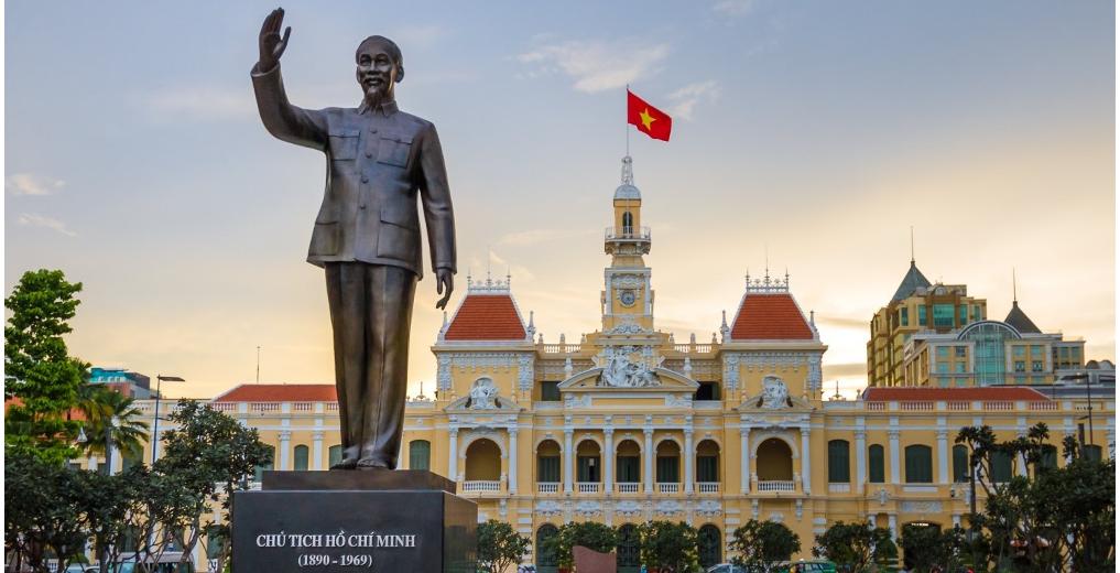 Gedenkfeier für Hồ Chí Minh